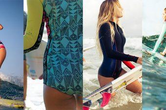 Le surfwear à la conquête des femmes