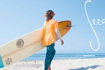 Seea, le surf avec élégance