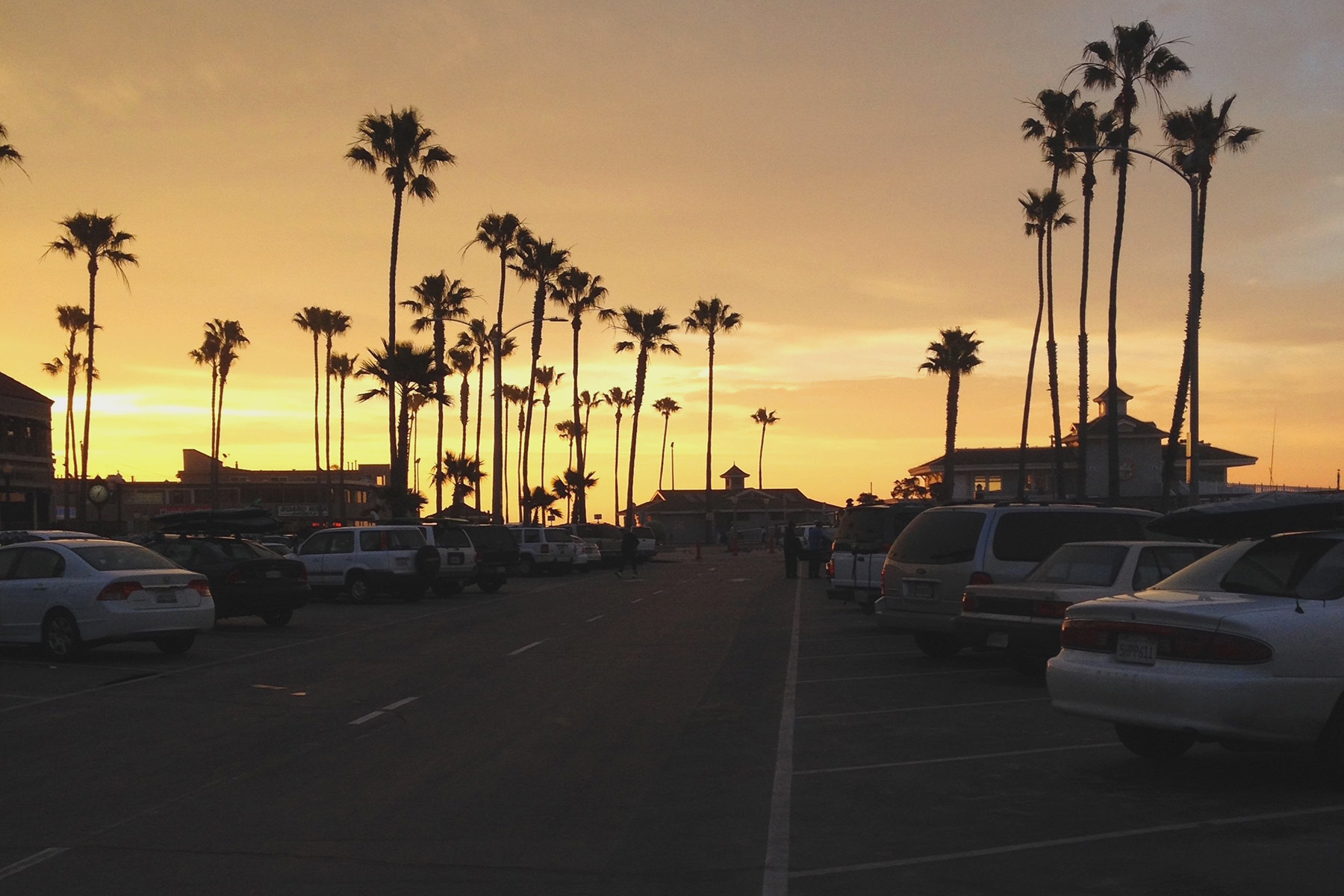 Sunrise Newport Beach