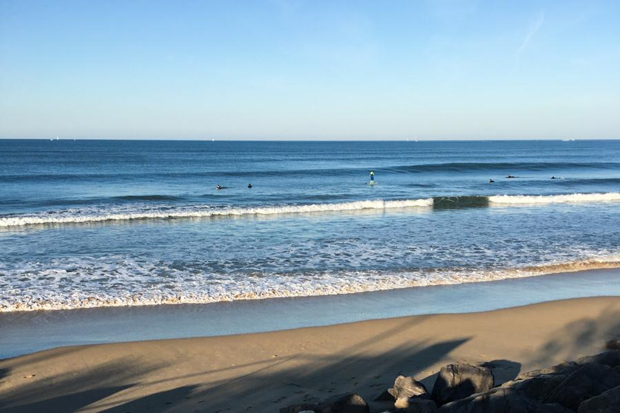 Surf hendaye
