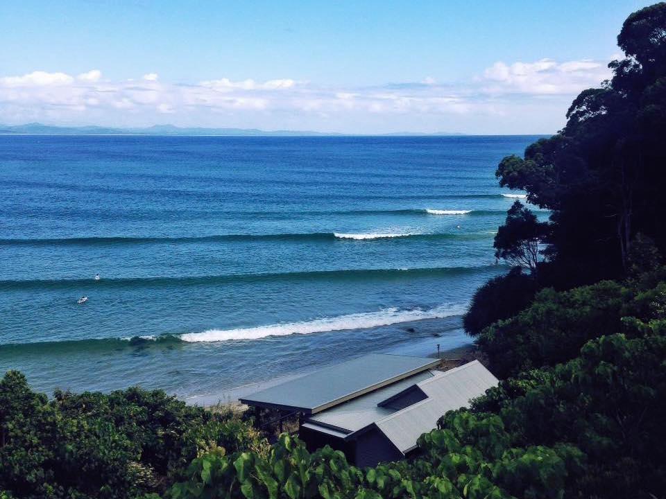 Australie-vagues
