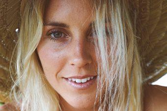 Leila Hurst, surfeuse et bien plus encore