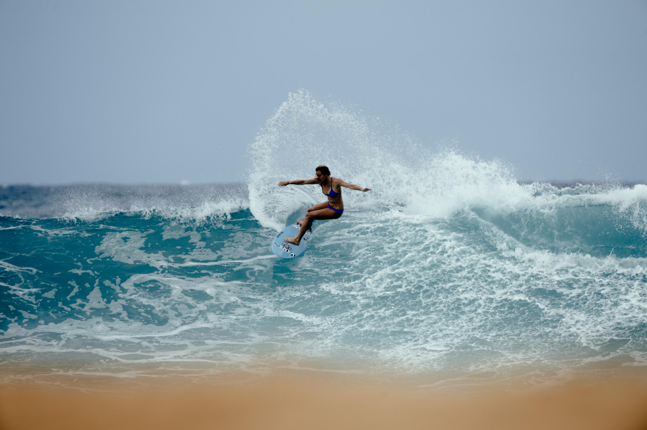 Leila Hurst Surf
