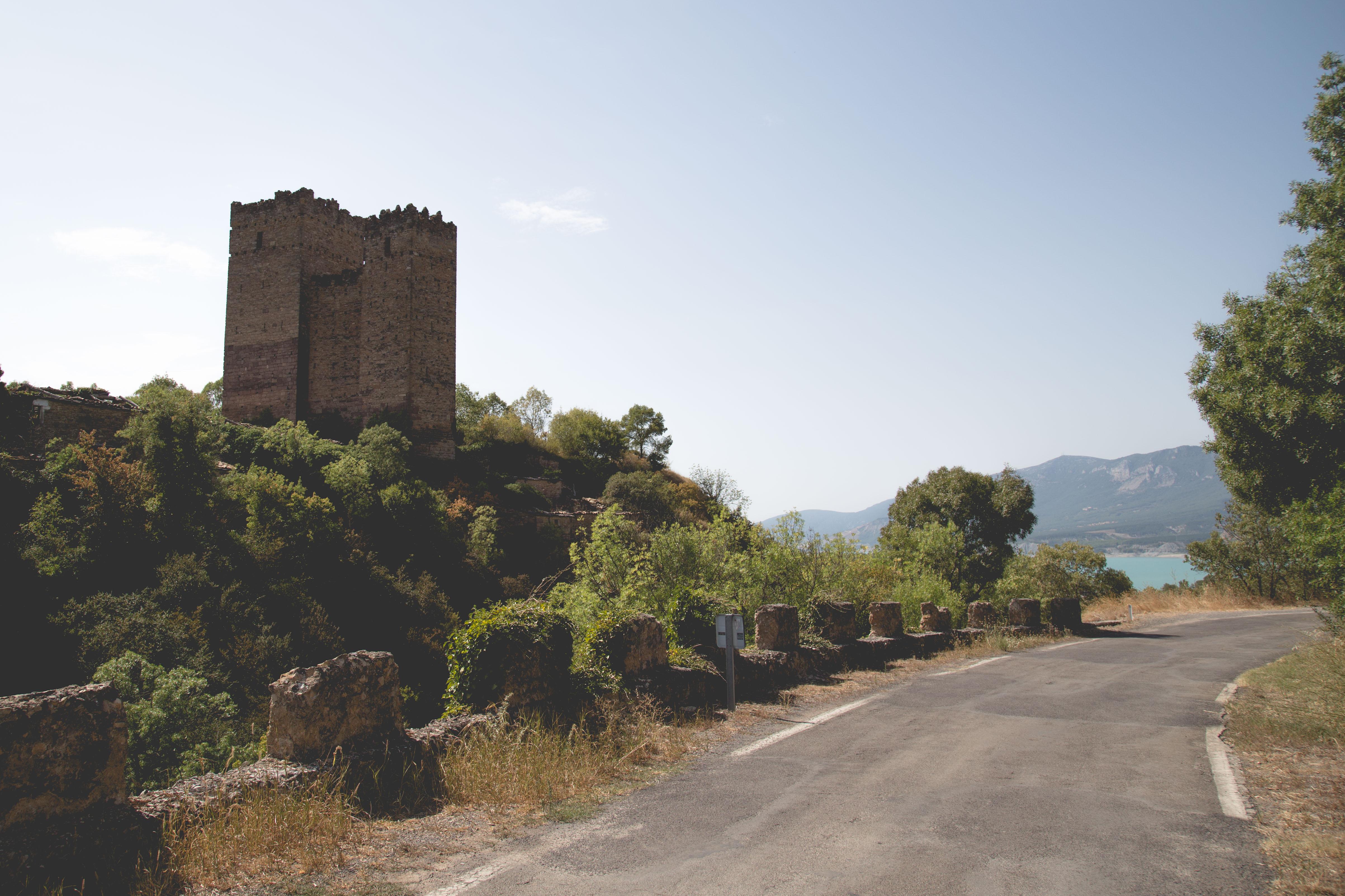 ruines yesa