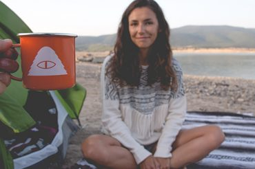Camping au lac de Yesa, entre nature et ordures