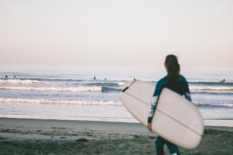Souvenirs de Californie, mes trois spots de longboard préférés