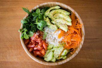 Le buddha bowl, le repas bon et beau