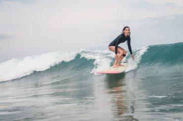Mode surf, le retour du noir