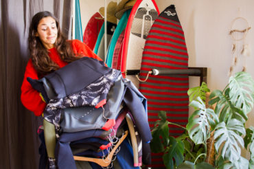 What to do with your old wetsuits?