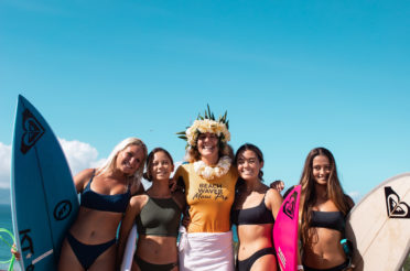 Stephanie Gilmore, the ultimate queen of surfing