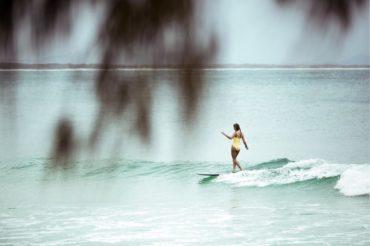 Surf trip en Australie avec Zoé Grospiron, rideuse Roxy, et Cécilia Thibier, photographe